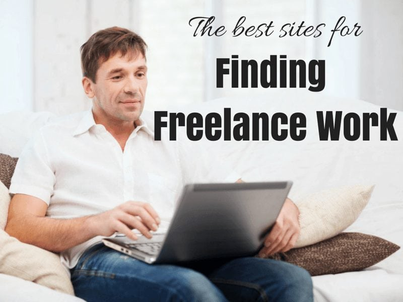 the best sites for finding freelance jobs from home