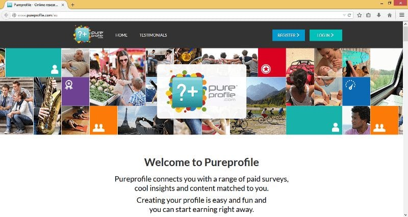 pure profile survey site australia
